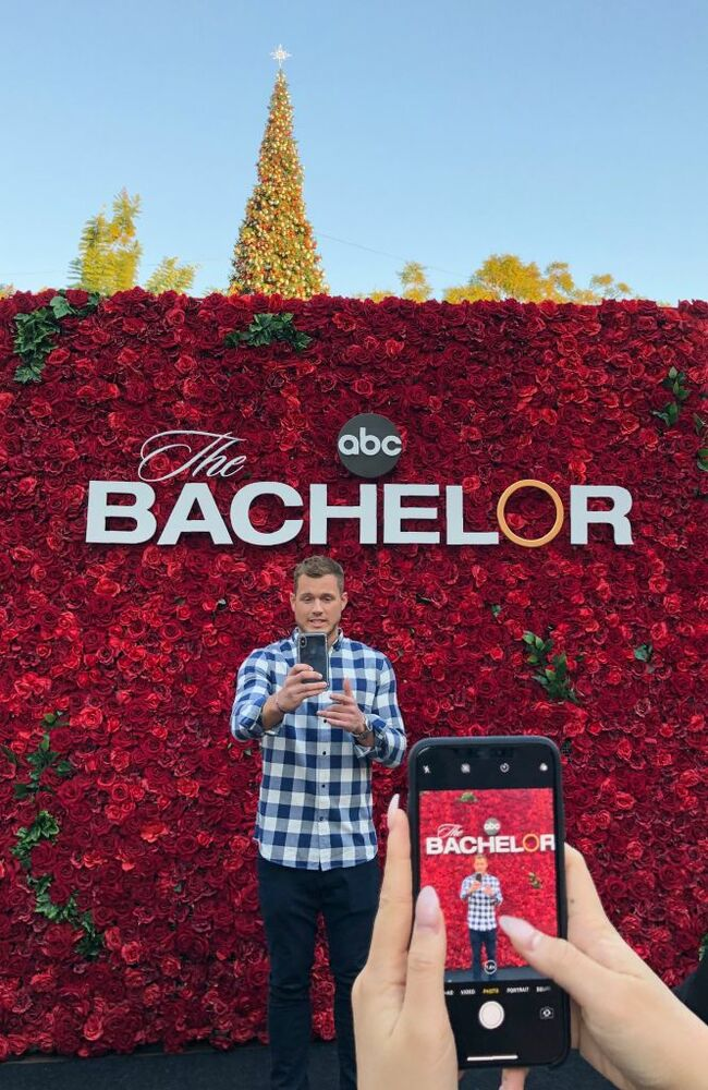 US-ENTERTAINMENT-BACHELOR-TELEVISION