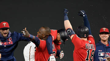 Twins Blog - Twins Win Wild Game on a Walk Off Hit-By-Pitch | TwinsDaily.com