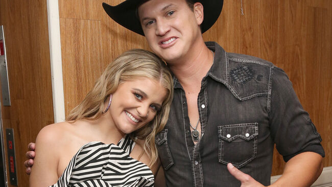 Jon Pardi Reacts To Lauren Alaina's Dance Skills
