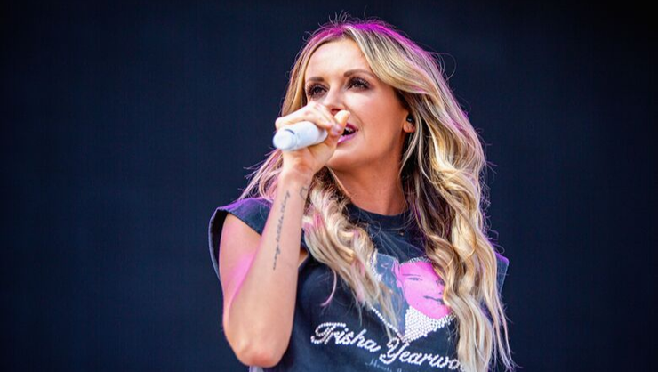 Carly Pearce Details The Heartbreak That Inspired 'I Hope You're Happy Now'