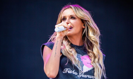 Music News - Carly Pearce Details The Heartbreak That Inspired 'I Hope You're Happy Now'