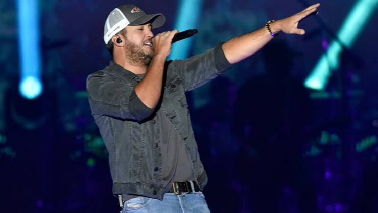 Luke Bryan To Perform At 'Opry Goes Pink' Event In Support Of Breast Cancer