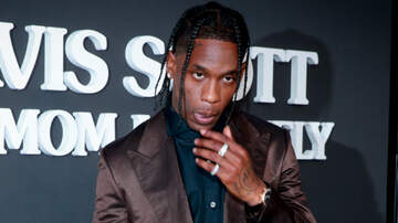 iHeartRadio Music News - Travis Scott Will Most Likely Need Knee Surgery After Onstage Fall