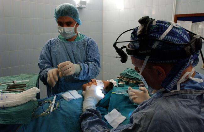 Lebanon Mideast Capital Of Luxury, Plastic Surgery