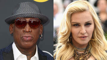 iHeartRadio Music News - Dennis Rodman Says Madonna Offered Him $20 Million To Get Her Pregnant