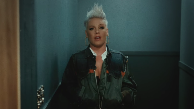 PINK & Khalid Pay Tribute To New Yorkers In 'Hurts 2B Human' Video