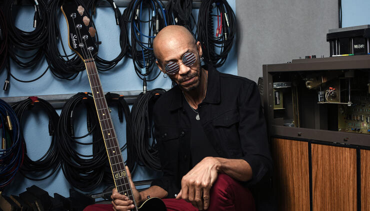 Doug Pinnick Reveals His Songwriting Breakthrough With KXM | iHeartRadio