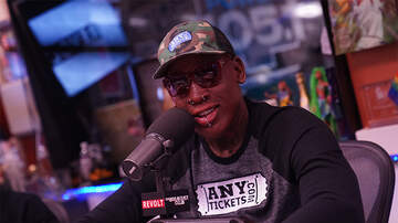 Trending - Dennis Rodman Cries While Recounting Experience WIth Racism In College