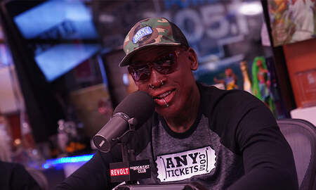 Sports Top Stories - Dennis Rodman Cries While Recounting Experience WIth Racism In College