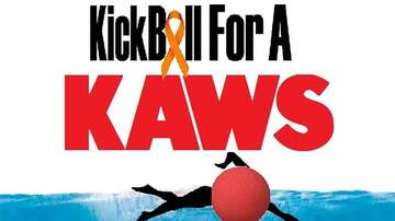 Mike Dellinger - Kickball 4 A Cause to help Two So Cal Families