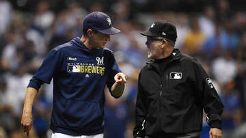 Brewers - Brewers fall 2-1 on Wednesday night to Padres