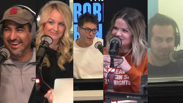 Bobby Bones - VOTE: Our Fantasy Draft For Bearded People