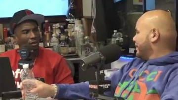 Home Grown Radio - Fat Joe Says He Almost Squashed Beef Between 50 Cent & Ja Rule!