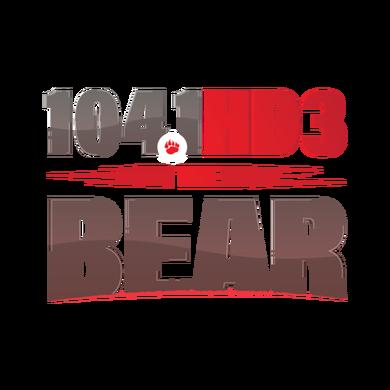 104.1 The Bear logo