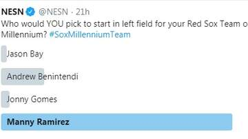 Paul and Al - Who Would You Pick As Your Left Fielder For Red Sox Team Of The Millennium?