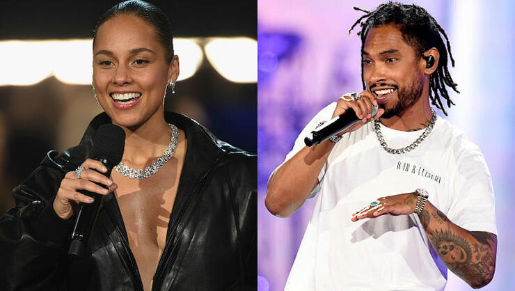 Alicia Keys Recruits Miguel For Her Sensual New Single 'Show Me Love' | iHeartRadio