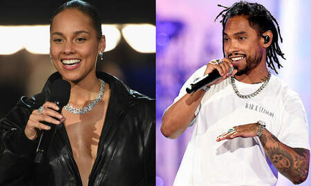 Entertainment News - Alicia Keys Recruits Miguel For Her Sensual New Single 'Show Me Love'