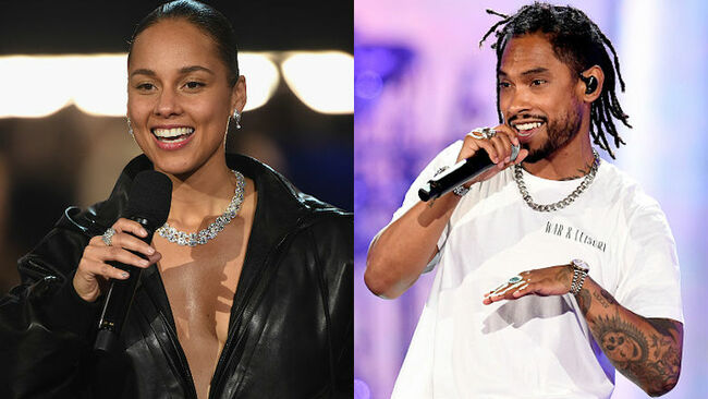 Alicia Keys Recruits Miguel For Her Sensual New Single 'Show Me Love'