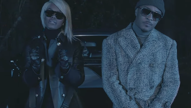T.I. And Teyana Taylor Exact Revenge On Evildoers In 'You (Be There)' Video