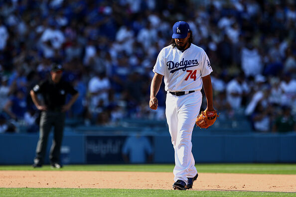 Kenley Jansen is the Reason the Dodgers Will Not Win the World Series