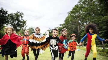 None - Kids Halloween Party @ George Wilson Center