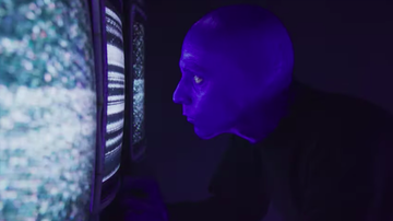 Entertainment News - Blue Man Group Releases Innovative New Video For 'Data Collection'