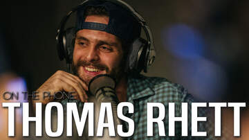 Bobby Bones - Thomas Rhett Confesses His Dad Only Gets To Sell One Merch Item On Tour