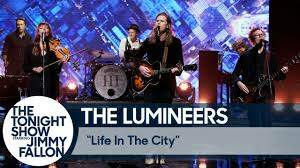 Frank Bell - Lumineers on The Tonight Show