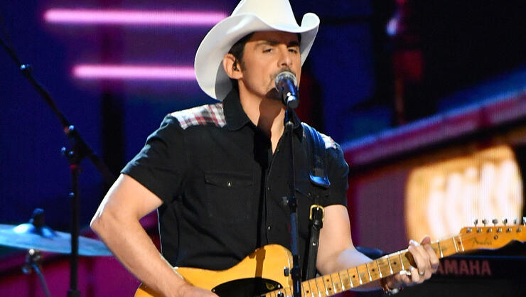 Brad Paisley Heads To Primetime TV | iHeartRadio