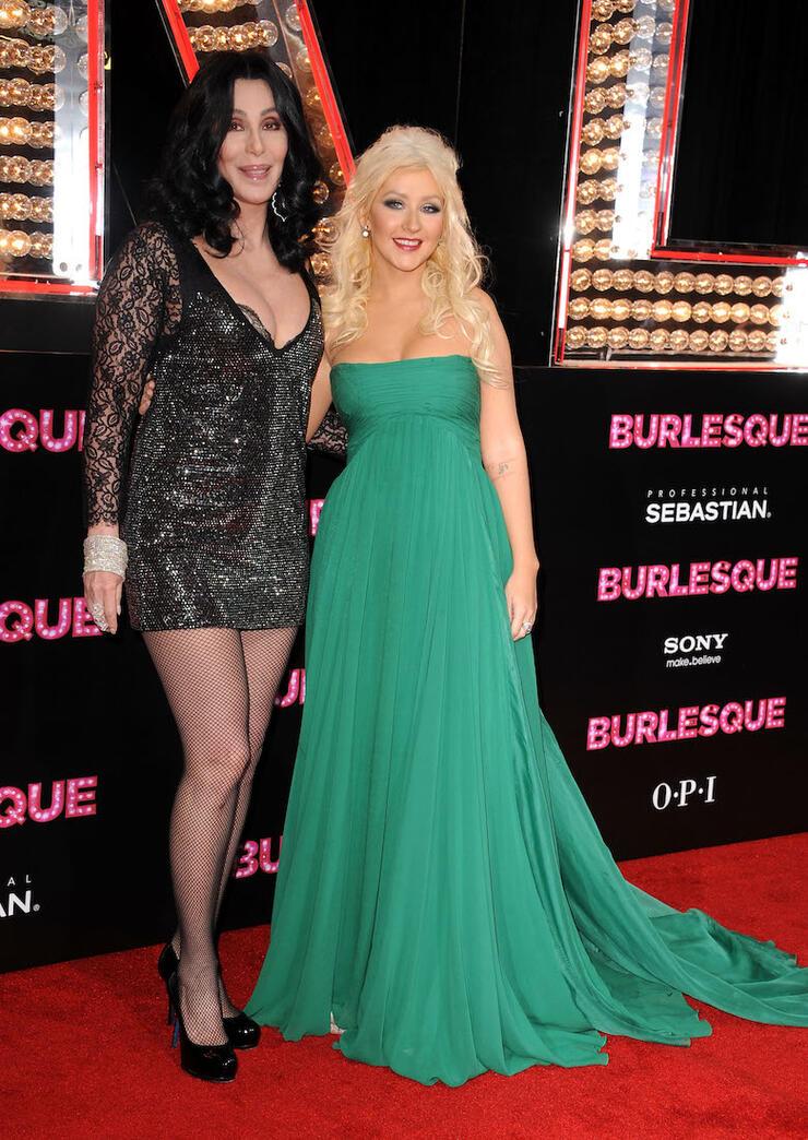 """""""Burlesque"""" Los Angeles Premiere - Arrivals"""