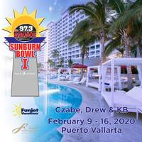 Register now for Sun Bowl I and join us in Puerto Vallarta!