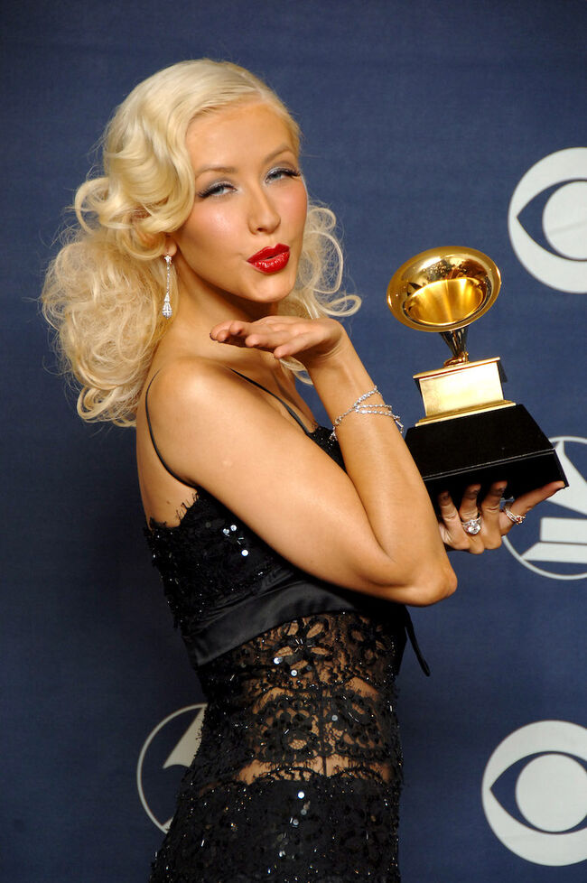 The 49th Annual GRAMMY Awards - Press Room