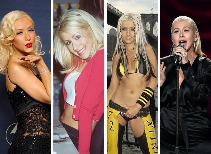 10 Facts You Didn't Know About Christina Aguilera
