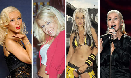 Pop Pics - 10 Facts You Didn't Know About Christina Aguilera