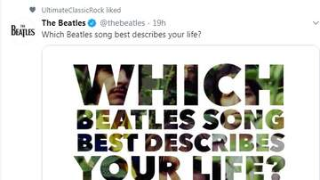 Paul and Al - Which Beatles Song Best Describes Your Life?