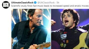 Paul and Al - Springsteen and Green Day Songs Most Dangerous To Drive To?