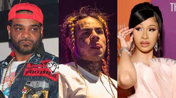 iHeartRadio Music News - Tekashi 6ix9ine Testifies Cardi B & Jim Jones Are Nine Trey Bloods Members