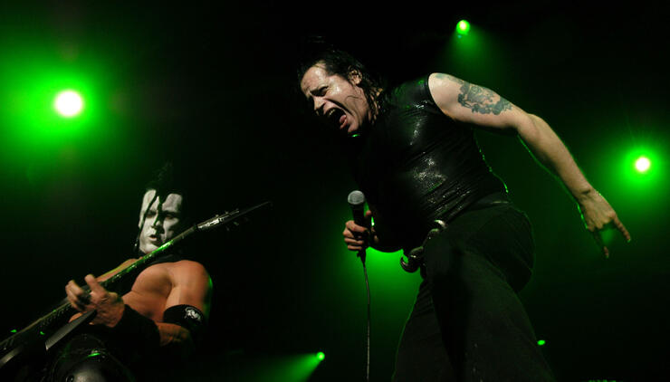 """Danzig Headlines """"Blackest of the Black"""" Tour with Special Appearance by Doyle Wolfgang Von Frankenstein"""