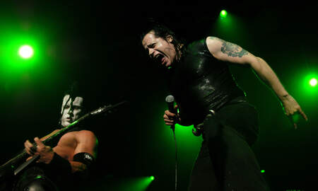 Rock News - Danzig Says The Misfits' Final Reunion Show Is Next Month At MSG