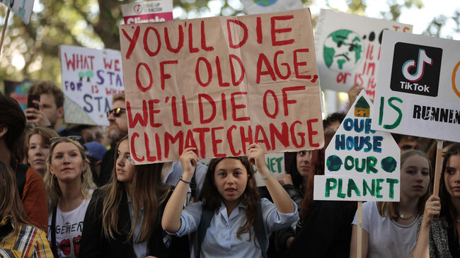 10,000 Expected At Boston's Youth Climate Strike