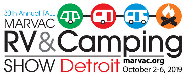 The 30th Annual Fall Detroit RV and Camping Show