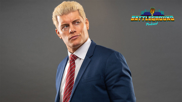 Battle - Executive Vice President of AEW Cody Rhodes Joins The Show