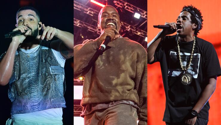 Kanye West Beats Jay-Z & More On Forbes' Highest-Paid Hip-Hop Acts Of 2019 | iHeartRadio