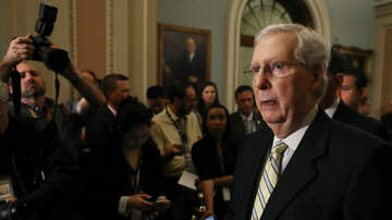 Politics - McConnell Reverses Position and Backs $250 Million for Election Security