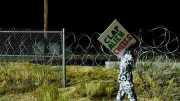 Marco - Today: Thousands face 'disaster' as they plan to raid Area 51