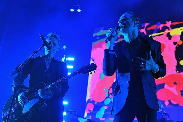 Depeche Mode In Concert - Miami, FL