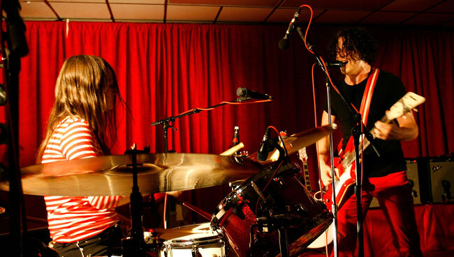The White Stripes In Concert