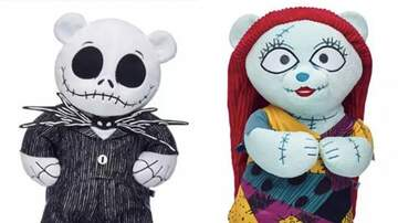 Suzette - Build-A-Bear Now Has A 'Nightmare Before Christmas' Collection & I Need It