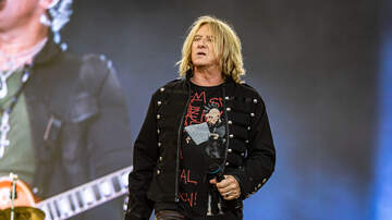 Rock News - Def Leppard's Joe Elliott Has Advice For Fellow #iHeartFestival2019 Singers