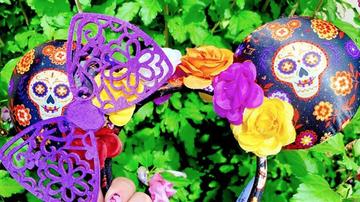 Suzette - Disney Is Now Selling Día de los Muertos Inspired 'CoCo' Ears At Disney